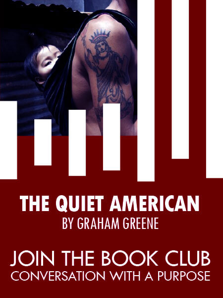 the book quiet american Written by graham greene, narrated by simon cadell download and keep this book for free with a 30 day trial.