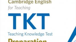 New Preparation Course for Cambridge TKT (Teaching Knowledge Test)