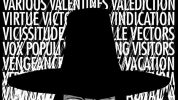 V for Vendetta, Book Club. Oct – Dec 2014