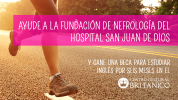 Win a 6-month scholarship with us and support the San Juan de Dios Hospital Nephrology Foundation!
